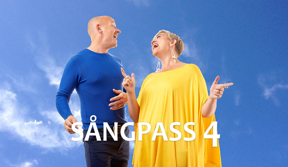 Sångpass 4 Summer Choir 2018