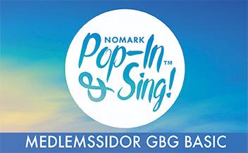 Vecka 2 Pop-in & Sing Basic Göteborg HT 2019