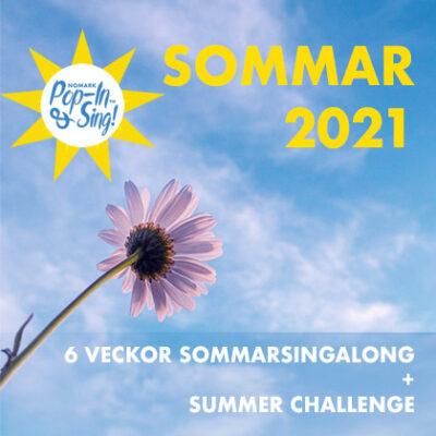 Pop-in & Sing Sommar 2021